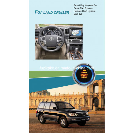 land cruiser keyless entry