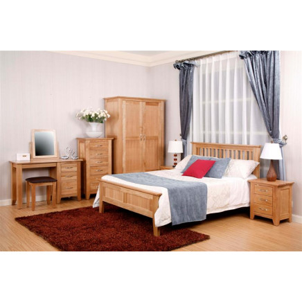 Tremendous Uk Cambridge Sherwood Range Solid Oak Wood Bedroom Furniture Download Free Architecture Designs Scobabritishbridgeorg