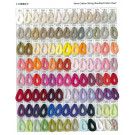 100% Cotton Colored Round String for Adults' Garment