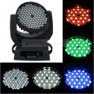 108*3W LED Moving Head Wash Stage Lighting