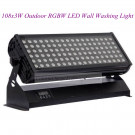 108X3w High Power Pink Outdoor LED Stage Lighting