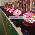 108X5w High Power Outdoor Pink LED Stage Lighting