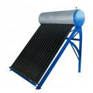 150L Vacuum Tube Unpressure Solar Water Heater