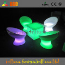 16 Colors Change Bar Chair & Plastic Chair & LED Chair Furniture