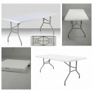 180mm Plastic Folding Table/Restaurant Table/Dining Table/Banquet Table (SY-180Z)