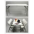 2013 New 5 Foot Fold-in-Half Table with En581 Approved (SY-152Z)