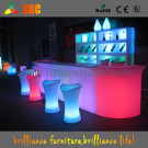 2014 Decorate LED Lighted Table Furniture
