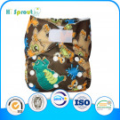 2014 Hot Sale Velcro Tape Baby Diaper