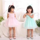 2015 Fashion Dress Baby Clothes (3008#)