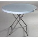 2015 New 80cm Round Picnic Table (SY-80Y)