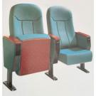 2015 New Design Wood Cinema Sofa Chair Auditorium Seating Auditorium Chair (XC-2034)