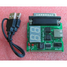 2 Bits Mini PCI & LPT Diagnostic Card
