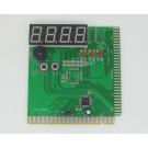 4 Bits Motherboard Diagnostic Card