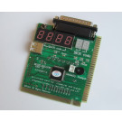6 Bits Motherboard Diagnostic Card