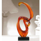 Abstract Resin Sculpture for Office Decoration Td-R065