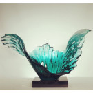 Abstract Resin Sculpture