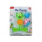 Baby Frog Tub Toys Set (H9200028)