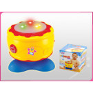 Baby Funny Toy, Baby Musical Toys - B/O Baby Drum Toys (H2162040)