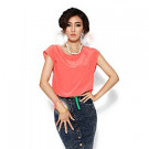 Fashion Beautiful Women Clothes, T-Shirt (W001)