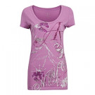 Fashion Beautiful Women Clothes, T-Shirt (W017)