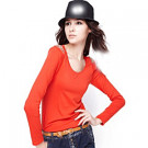 Fashion Beautifule Women Clothes, T-Shirt (W009)