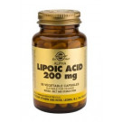 Alpha Lipoic Acid 200 mg Vegetable Capsules