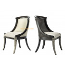 (CL-1112) Luxury Hotel Restaurant Dining Furniture Wooden Dining Chair