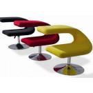 (SX-024#) Hotel Furniture Popular PU Leather Leisure Chair