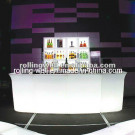 16color Changing Lighted, Rechargeable LED Bar Counter (RW-084)
