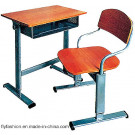 2014 Cheap Sale Single Desk and Chair Classroom Set (SF-05S)