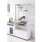 2015 Newest Open Door Modern Wine Cabinet (JG-113)