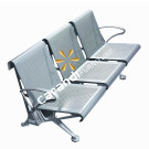 3 Seat Aluminium Alloy Airport Chair (Rd 9082)
