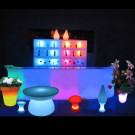Acrylic LED Bar Furniture Lighted Bar Counter