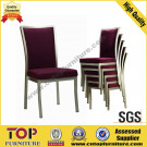 Wood-Looking Restaurant Banquet Dining Chair