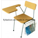 Wooden Chair with Board, Office Wooden Chair with Board, Wooden Training Chair with Board