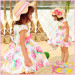 Flower Pretty Baby Dress, Guangzhou Kids Clothes, Baby Clothes