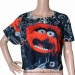 Women Fashion Cute Printed T Shirt (HT7745)