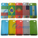 2014 2500mA Battery Charger World Cup Case for iPhone 5 5g 5s 5c