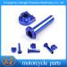Beautiful Design CNC Aluminum Colourful Throttle Handle