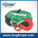 Color Small Electric Winch Rope Recovery Winches Rope