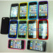 New High Quality Pure Color Silicon Case for iPhone 5