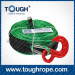 Tr-01 10 Ton Winch Dyneema Synthetic 4X4 Winch Rope with Hook Thimble Sleeve Packed as Full Set