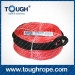 Tr-07 Manual Winch Dyneema Synthetic 4X4 Winch Rope with Hook Thimble Sleeve Packed as Full Set