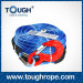 Tr-08 Warn Winch Dyneema Synthetic 4X4 Winch Rope with Hook Thimble Sleeve Packed as Full Set
