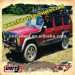 off Road Part Auto Snorkel for Jeep Xj with LLDPE