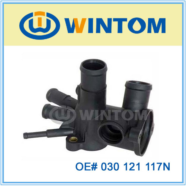 Auto Part Thermostat Housing Water Flange with OEM 030 121 117n