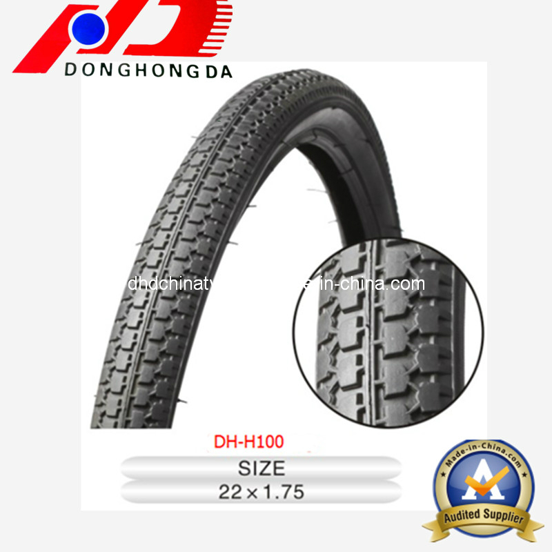 China Bicycle Tire Manufacturers Hot Sale 22X1.75