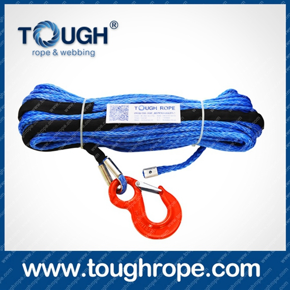 Color Winch 4X4 Ramsey Winch Rope